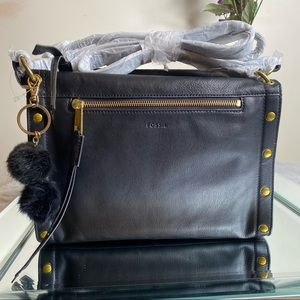 Fossil Allie Satchel, new with tags